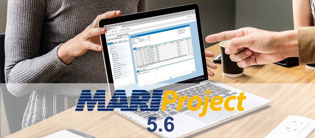 Mariproject Highlights Version 5.6